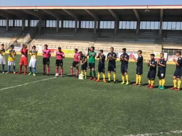 De Giglio- gol, colpo esterno della FBC Juniores in Sicilia