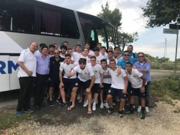 Cuore e tenacia, la FBC Juniores pareggia 2-2 a Pineto