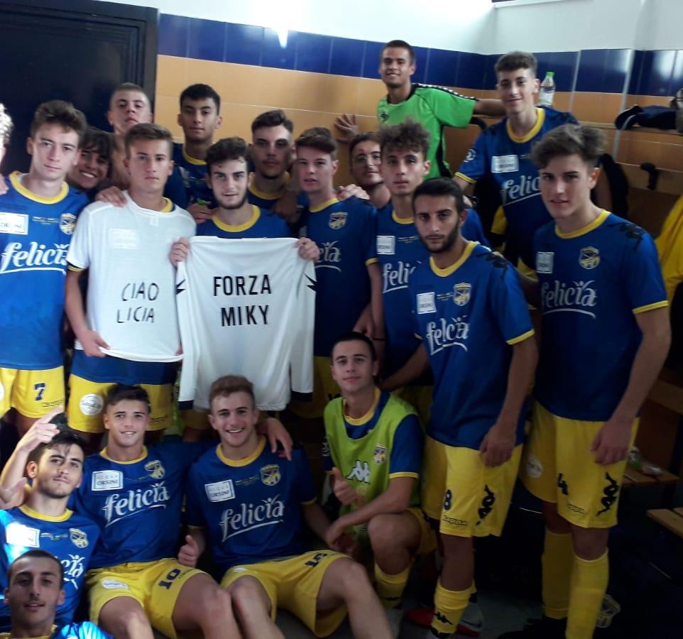 Juniores, il cuore oltre l'ostacolo: SSC Bari-FBC Gravina termina 1-2