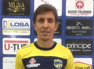 COMUNICATO STAMPA / Gomes si lega all'FBC Gravina