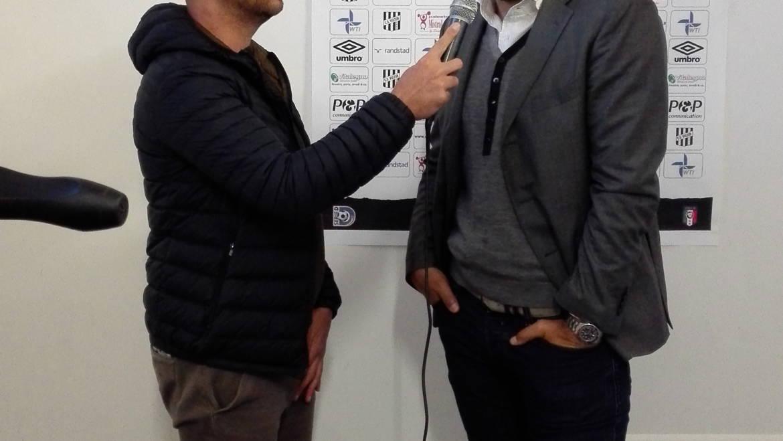 Intervista a mister Sosa, post partita Vultur Rionero- FBC Gravina
