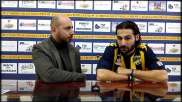 """Le prime parole di Morga in gialloblù:""""Gravina piazza prestigiosa, qui per vincere!"""""""