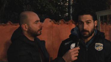 Intervista a Morga, post partita Trastevere- FBC Gravina