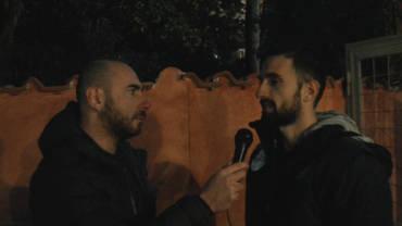 Intervista a Zammuto, post partita Trastevere- FBC Gravina