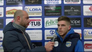 Intervista a Fanelli post partita FBC Gravina – Agropoli