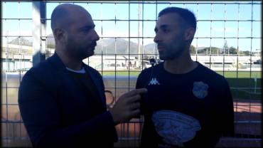 Intervista a D'Anna, post partita Nocerina- FBC Gravina