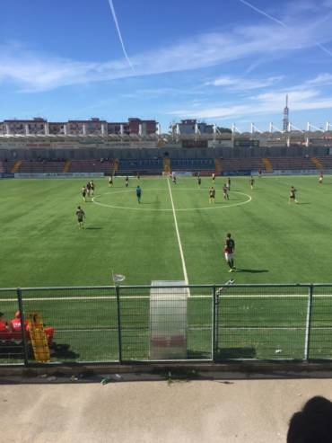 Il Gravina saluta a testa alta il campionato 2016/2017
