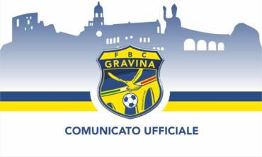 COMUNICATO STAMPA:L'accoglimento delle dimissioni presentate da mister Deleonardis