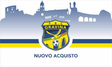 COMUNICATO STAMPA / Due nuovi acquisti in casa Gravina