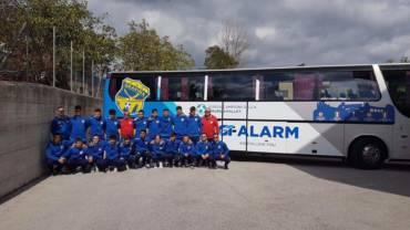 Sale l'attesa per il match FBC Gravina Juniores- Isola di Capo Rizzuto