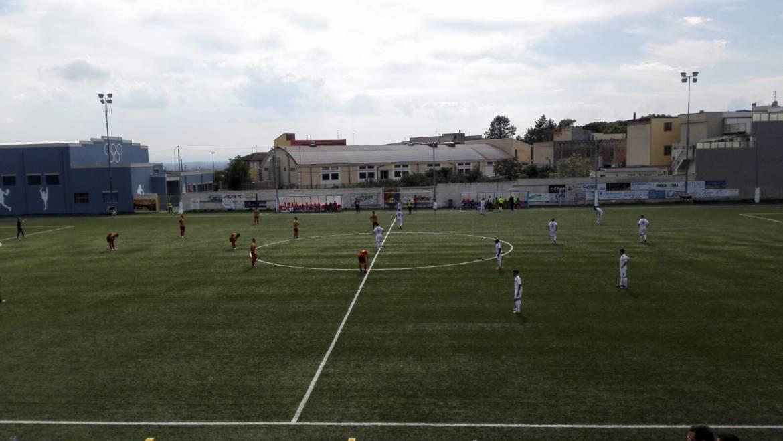 Che bella FBC ad Apricena! Battuto il San Severo 2-0