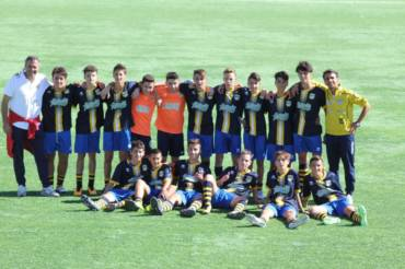 Doppia vittoria per il settore giovanile: Allievi e Giovanissimi vincono in casa