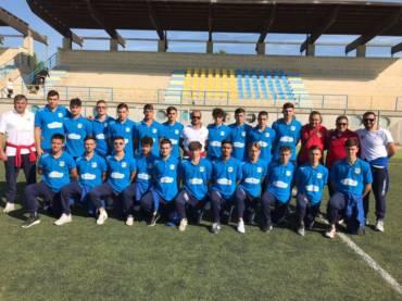 Arriva la prima sconfitta per la FBC Gravina Juniores : finisce 2-1 con il Taranto.