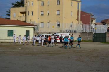 Juniores, vittoria in rimonta a Vibo Valentia