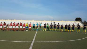 Juniores, Sporting Fulgor-FBC 0-5: è primo posto!