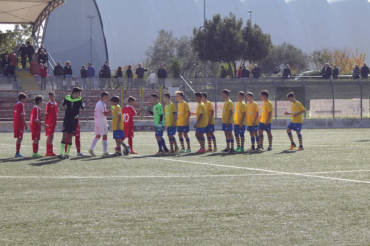 Settore giovanile: Giovanissimi, match clou domenica al Vicino contro la FC Bari 1908