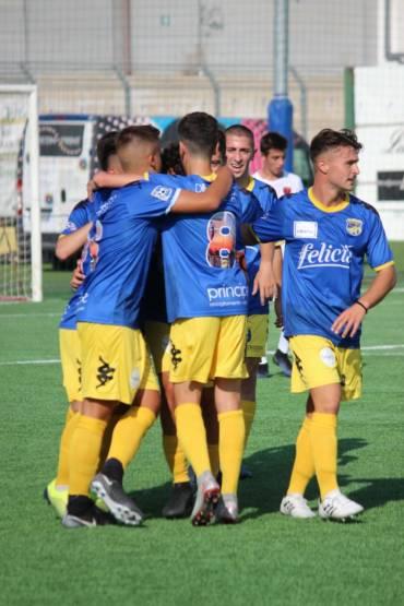 Juniores, buona la prima! 5-0 al Nardò