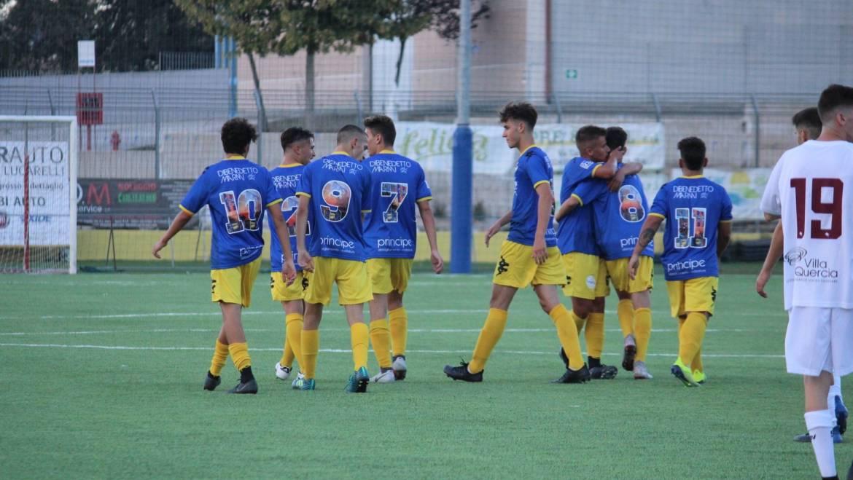 Juniores, Fidelis Andria-Gravina è il big match della seconda giornata