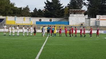La Juniores batte 2-0 il Castrovillari e si conferma capolista