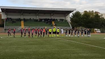 Si chiude con un pareggio a Taranto il girone d'andata della Juniores