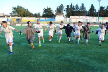 Nuovo anno, stessa storia: 5-1 della Juniores contro l'Andria