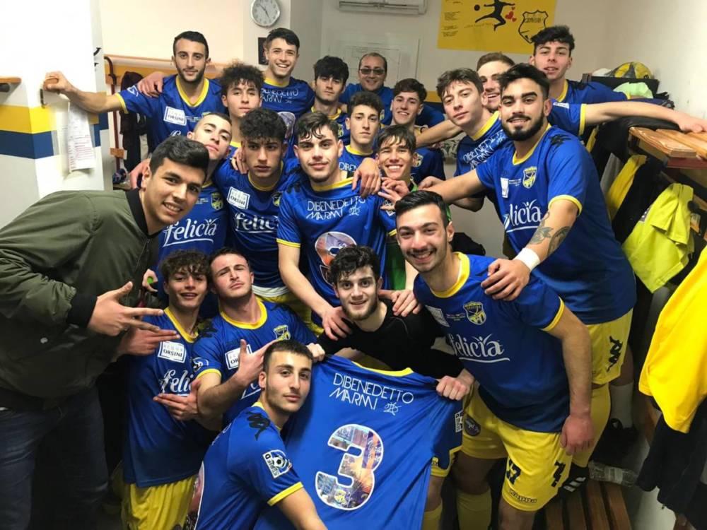 Juniores, il Gravina doma l'Altamura: finisce 3-0!