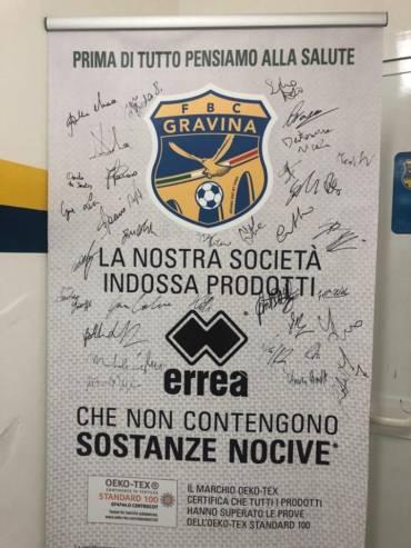 Erreà sponsor tecnico della FBC nella stagione 2019/2020