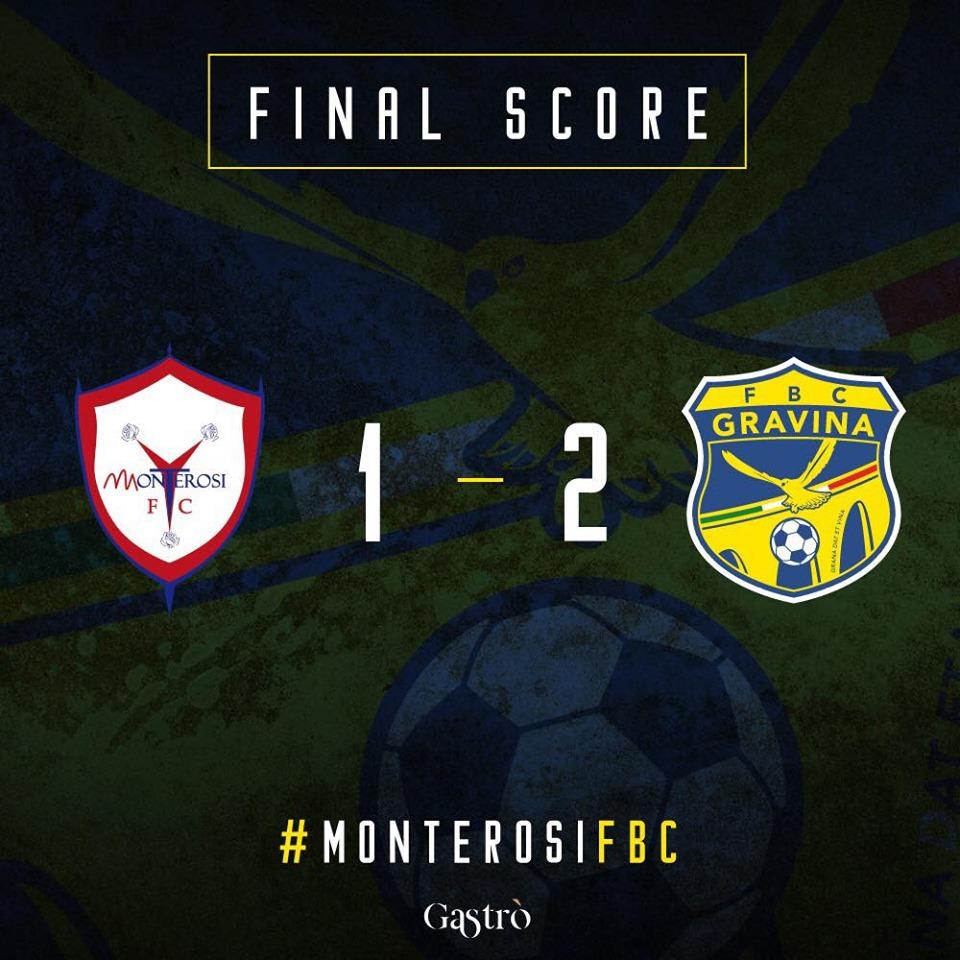 Buona la prima per la FBC, battuto 2-1 il Monterosi