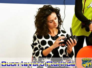 Comunicato stampa / Florinda Giannini riconfermata tecnico video della FBC