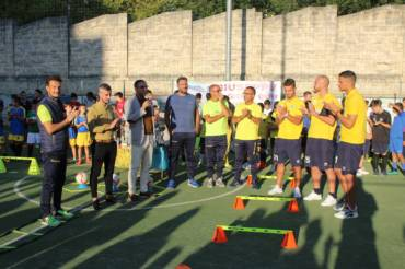 "La FBC presente al ""Santa Rita Cup"""