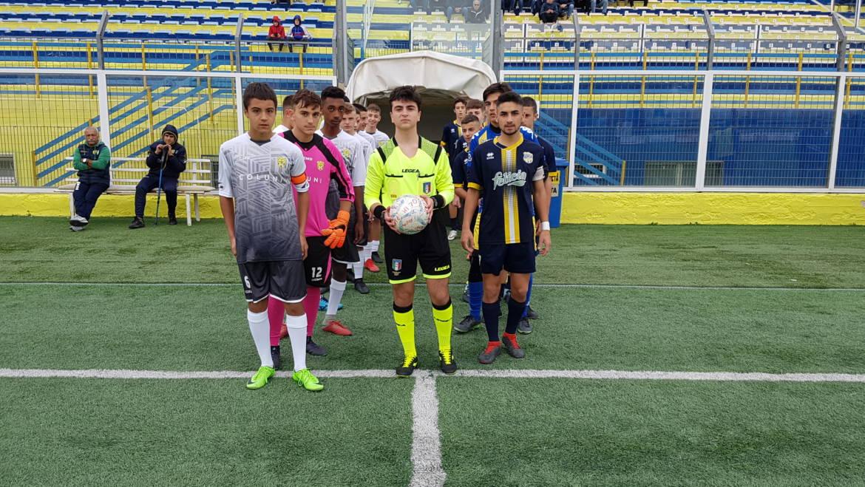 Settore giovanile FBC: una vittoria e una sconfitta nel doppio derby con l'Olimpia