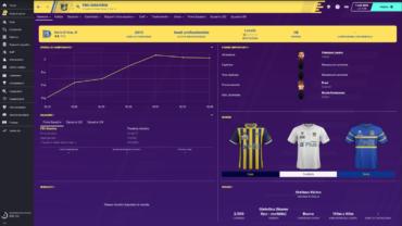 La FBC in serie A? Adesso è possibile grazie a Football Manager 2020!