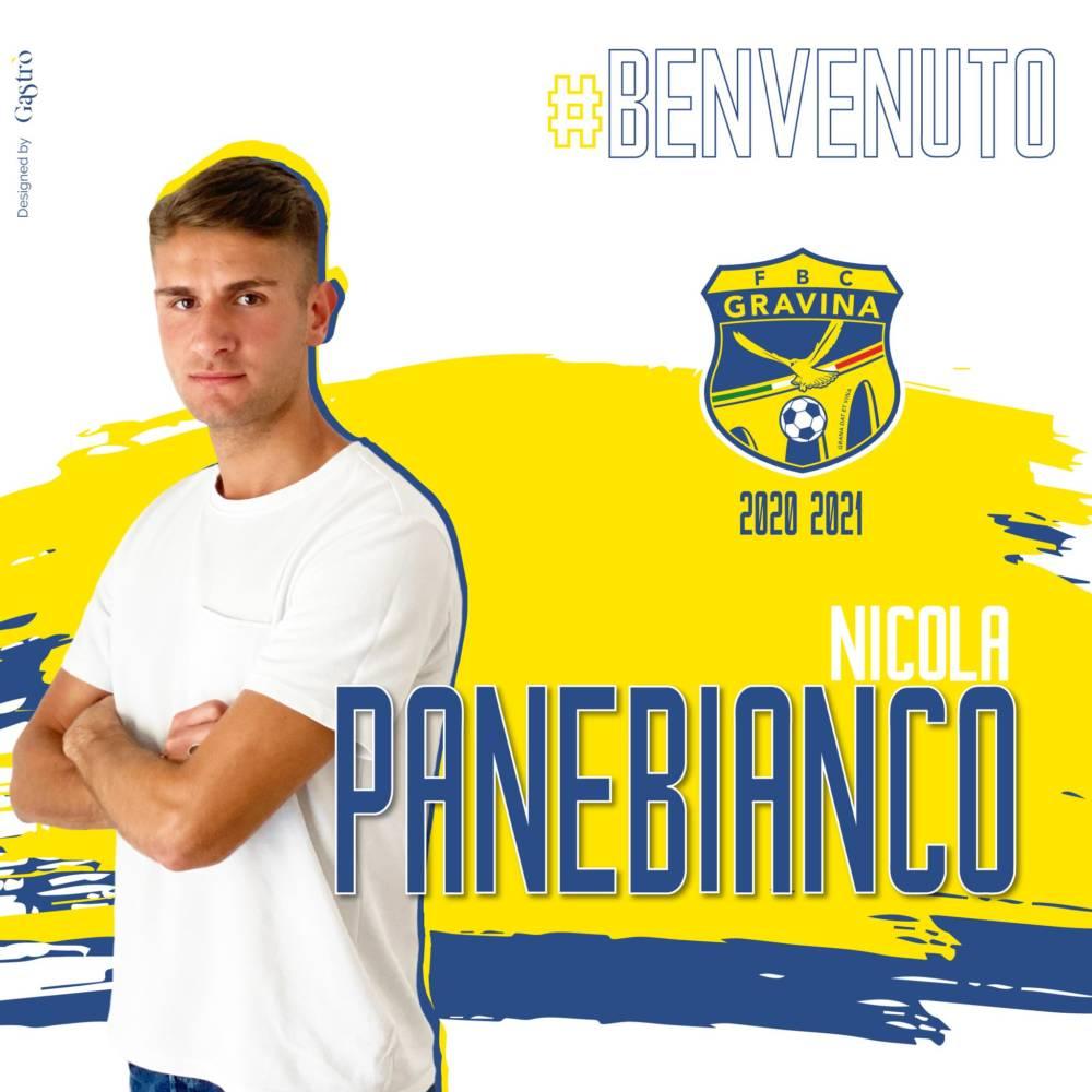 COMUNICATO STAMPA / Un gradito ritorno in maglia gialloblù: riecco Panebianco