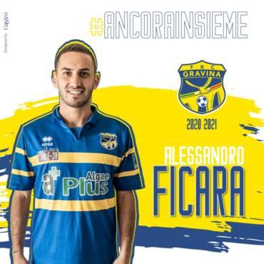 COMUNICATO STAMPA / Alessandro Ficara è ancora gialloblù