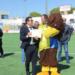 Comunicato stampa/ La mascotte Michelangelo presente anche nella stagione 2020/2021