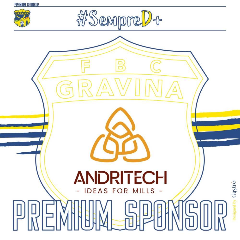 Andritech nuovo main sponsor della FBC Gravina