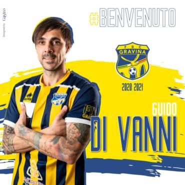 Comunicato stampa/Arriva dall'Argentina la nuova punta della FBC: firma Di Vanni