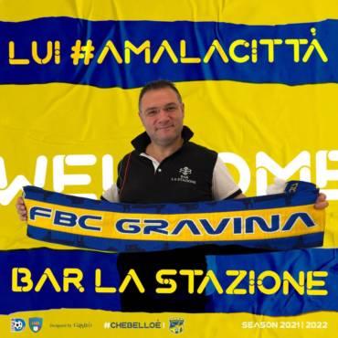 Gianfranco Colonna nuovo socio della FBC Gravina
