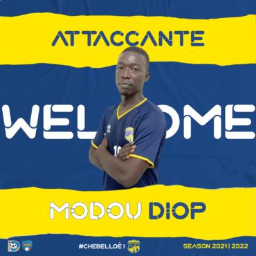 Freccia nera per l'attacco gialloblù: firma Diop