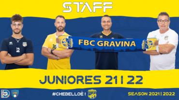 Antonio Ragone nuovo allenatore della FBC Juniores